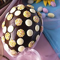 Fancy making your own Easter egg? Roxanne Fisher discovers how easy it really is...