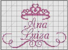 Coroa arabesco