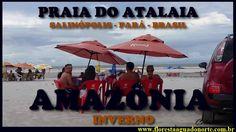 Amazônia - Salinópolis - Praia de Atalaia - Celcoimbra - FAN
