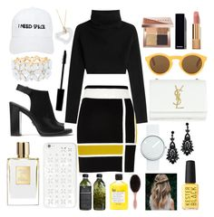 """""""Just another Day"""" by livynolan ❤ liked on Polyvore featuring Valentino, River Island, Michael Kors, Yves Saint Laurent, NASASEASONS, MICHAEL Michael Kors, Charlotte Russe, Rosendahl, Tiffany & Co. and Chanel"""