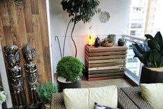 camuflagem para aparelho de ar condicionado - Pesquisa Google