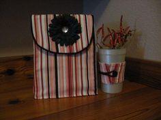 DIY School lunch bag: DIY Fabric lunch bag