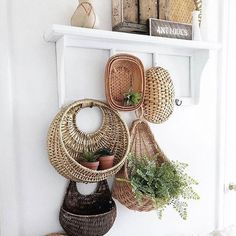Happy Friday! We loved seeing all your beautiful photos this week for #yourdecorstyle. It was not an easy decision for us, but in the end we all fell in love with Brittany's beautiful photo of her entryway @ourfortknox . The baskets with the pops of fresh greenery gave us all the spring feels ! Brittany is the sweetest and has the prettiest home so go on over to her page and say hello. She is definitely #onetofollow! Brittany, we would love for you to cohost with us next week! Thank you t...