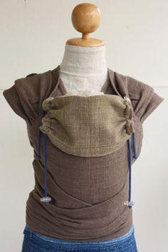 BaBy SaBye Wrap Mei Tai sling handwoven twoside WITH by BaBySaBye