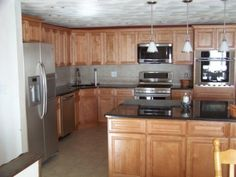 Split Level Kitchen Remodel On A Budget   Kitchen Designs   Decorating Ideas    HGTV Rate My Space