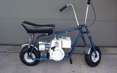 Sears Gas Mini Bikes   Original 1969 sears mini bike oldminibikes com forum