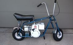 Sears Gas Mini Bikes | Original 1969 sears mini bike oldminibikes com forum
