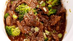Slow-Cooker Beef & Broccoli
