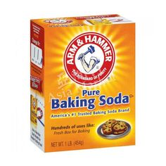 Many of us think of baking soda as an ingredient used for cooking. Baking soda or also known as sodium bicarbonate is a chemical compound that is a white Betty Crocker, Arm And Hammer Baking Soda, Soda Brands, Natural Remedies For Heartburn, Baking Soda Uses, Baking Soda For Uti, Jelly Belly, Sodium Bicarbonate, Teeth Whitening