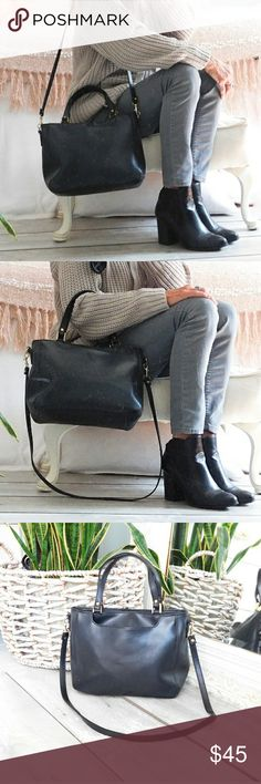 J.S.U Bags 2019 New Fashion Wild Simple Double Tassel Shoulder Messenger Bag