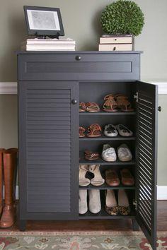 ideas for shoe storage closet ikea entryway - IKEA Closet Ikea, Closet Shoe Storage, Shoe Storage Cabinet, Storage Cabinets, Shoe Cabinets, Shoe Cupboard, Front Door Shoe Storage, Shoe Drawer, Shoe Closet