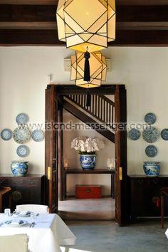 Lanterns - Rachamankha