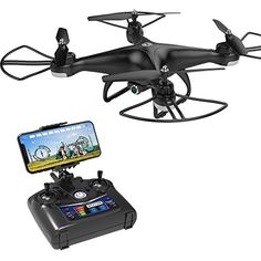 RC Drone WIFI FPV HD Camera Gravity Induction Gift Gesture Photo 2K Wide Angle