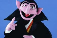 The Count rocks...