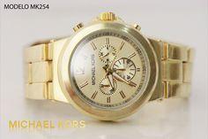 Reloj Michael kors dama dorado