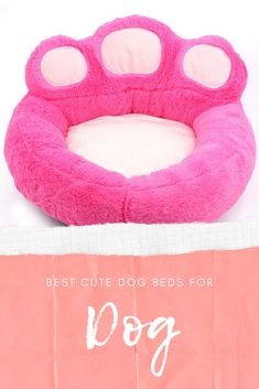 What bed should you get your pup? What works for a puppy may not be the best choice for an older dog. Every dog's needs are different when it comes to the type of bed that your dog will need. So we've compiled a list of the best dog beds to suit every dog's needs!  #cutedogbeds #cutepuppybeds #prettydogbeds #cutesmalldogbeds #cutedogbedsforsmalldogs #cutegirldogbeds #cutedogpillows #adorabledogbeds #cuteboydogbeds #cutepinkdogbeds #cutedogbeds forsmallgirldogs #cutecheapdogbeds