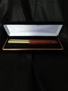 Star Watch, Damascus Steel, Ballpoint Pen, Fountain Pen, Cigar, High Gloss, Solid Brass, My Etsy Shop, Handmade Items