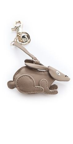 see by chloe bunny keychain