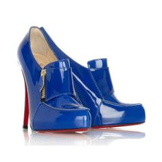 Christian Louboutin Ankle Boots on Pinterest | Christian Louboutin ...