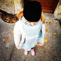"""11 mentions J'aime, 1 commentaires - Pauline Daoudi (@podaoudi) sur Instagram: """"Prête pour affronter le froid... #cold #littlegirl"""""""