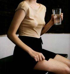 gabbigolightly:  Photographed for Jalouse, 1998