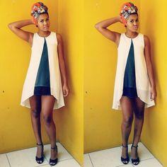 Look preto e branco/p&b - Eva Lima