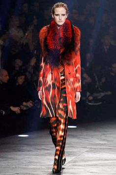 Roberto Cavalli Fall 2014 Ready-to-Wear Collection Slideshow on Style.com
