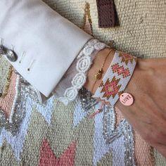 Beaded Jewelry, Beaded Bracelets, Bijoux Diy, Loom Patterns, Brick Stitch, Bead Crochet, Beading Tutorials, Loom Beading, Bead Weaving