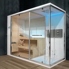 Innovative, research-based wellness solutions with high-quality materials and modern design, created for your wellness areas. Home Spa Room, Spa Rooms, Mini Sauna, Design Sauna, Toilet Closet, Sauna House, Outdoor Sauna, Modern Master Bathroom, Turkish Bath