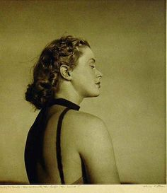 Olive Cotton - Only to Taste the Warmth, the Light, the Wind, c1939.