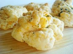 Cheddar and Herb Biscuits - these are more than amazing! In fact I love everything I've tried from Mel! I think I actually want to be besties with her, she seems that awesome!