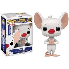 Funko Pop! Animation Pinky and The Brain Pinky, Multicolor