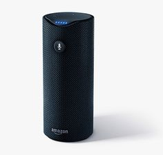 """Amazon Tap. -- With Amazon's Tap speaker, you've got a built-in DJ that will play whatever you tell her to. It features """"Alexa"""" voice control to play all your favorite jams from streaming services like Prime Music, Spotify, Pandora, iHeartRadio, and TuneIn or via bluetooth from your phone or tablet. 360º dual-speaker Dolby sound & 9-hour playback. $130"""