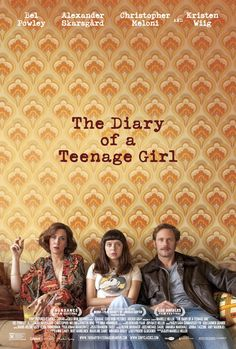 """The Diary of a Teenage Girl,"" based on the graphic novel by Phoebe Gloeckner, follows 15-year-old Minnie Goetze (Bel Powley, in a star-making performance) as she goes on a journey for love and acc…"