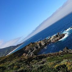 We couldn't go all the way on Highway 1 due to the landslide. But the parts we got to see was amazing... #bigsurlocals #montereybaylocals - posted by Mikael Bodin https://www.instagram.com/mikaelbodin - See more of Big Sur at http://bigsurlocals.com