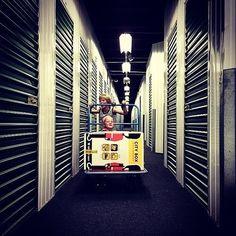 2014: door huurder gemaakt bij City Box Groningen Peizerweg