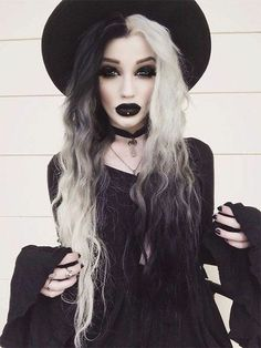 Super party look outfits halloween costumes 57 Ideas Gothic Halloween Costumes, Halloween Makeup Witch, Halloween Look, Witch Makeup, Witch Costumes, Halloween Outfits, Diy Costumes, Vintage Halloween, Costume Ideas