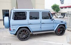 Part of the collection: Meanwhile, it has been reported that the reality starlet is putting her $195,000 Range Rover up for sale in order to make room in her garage for her new Ferrari
