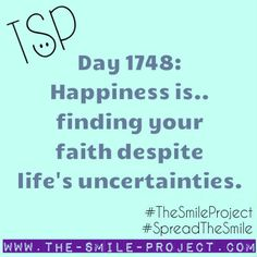 #ThroughTheEyes of the person who has always, always, always supported The Smile Project - and side note - it means the world.