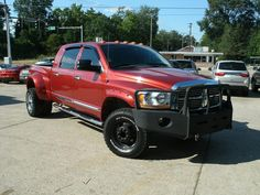 2006 Dodge Ram 3500 MegaCab Laramie Power Wagon 4x4 - $27,900