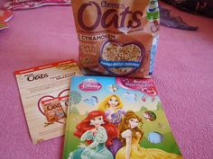 Śniadanie dla małych księżniczek z Cheerios Oats :)  #CheeriosOats #ChrupkiePlatkiOwsiane #Streetcom #owsiane #Nestle #płatkiowsiane #cynamon https://www.facebook.com/photo.php?fbid=879501925459188&set=o.145945315936&type=3&theater