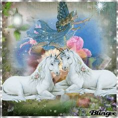 Fantasy Unicorn, Unicorn And Fairies, Unicorn Art, Unicornios Wallpaper, Horse Wallpaper, Beautiful Unicorn, Beautiful Fairies, Mythical Creatures Art, Fantasy Creatures