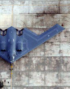 B-2 Stealth Bomber.   leManoosh.com