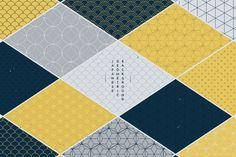 和風の幾何学的な背景 | Free Vector #Freepik #freevector #background #abstract #design #geometric Tech Background, Background Banner, Geometric Background, Background Patterns, Geometric Shapes, Abstract Lines, Blue Abstract, Abstract Backgrounds, Honeycomb Pattern