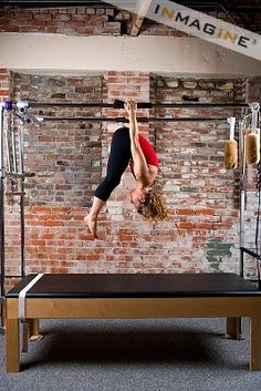 Pilates- I will do my inversions again.