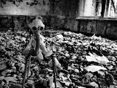 Toxic wasteland arou