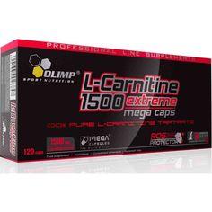 Abnehmen mit L-CARNITINE 1500 Extreme MEGA CAPS