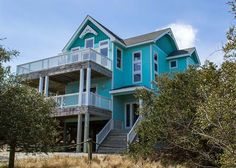 Luv Shack is a Carova Beaches Outer Banks House vacation rental in Corolla…