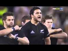 New Zealand All Blacks Haka Rugby  Such an awesome sport to watch!!