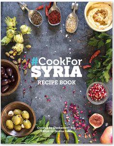 Cook for Syria: Chefs se unem em campanha para divulgar culinária típica da Síria em prol das crianças